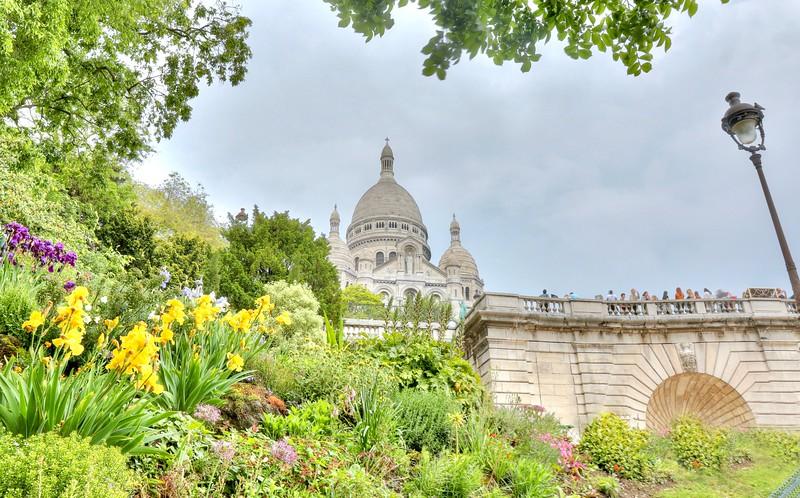 Sacre Coeur Basilica - Paris, France