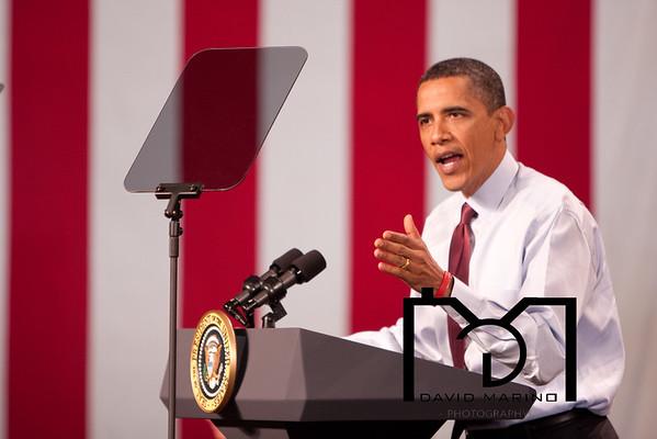 President Obama Visits Buffalo, NY (5/13/2010)
