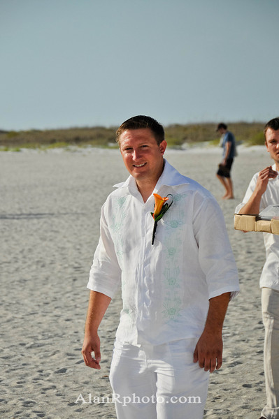 James and Melissa Wedding