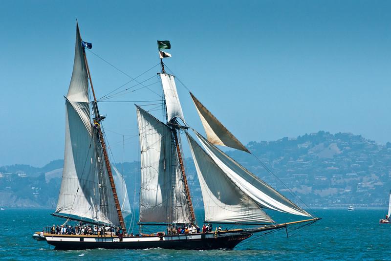 New Zealand Naval Ship