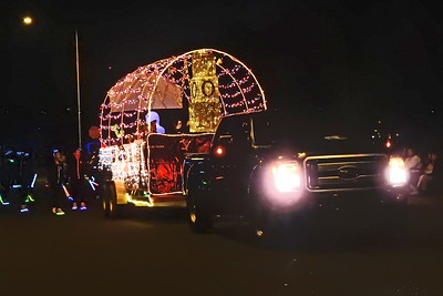 2017 Christmas Light Parade