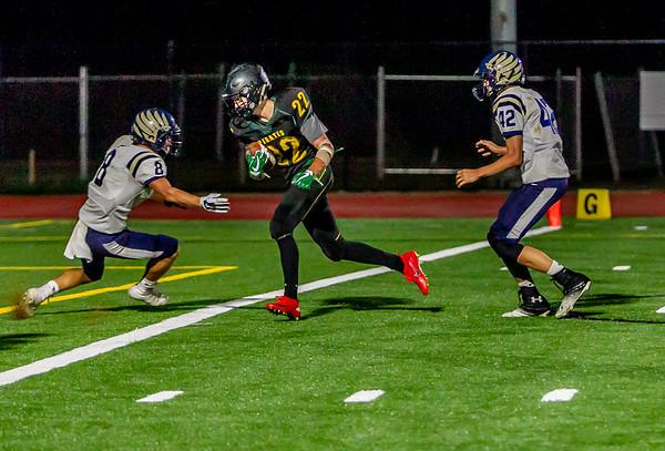 Set nine: Vashon Island High School Football v Cedar Park at Opening Night 2018 09/14/2018