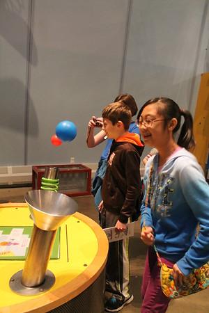 COSI - LT Ball 5th graders
