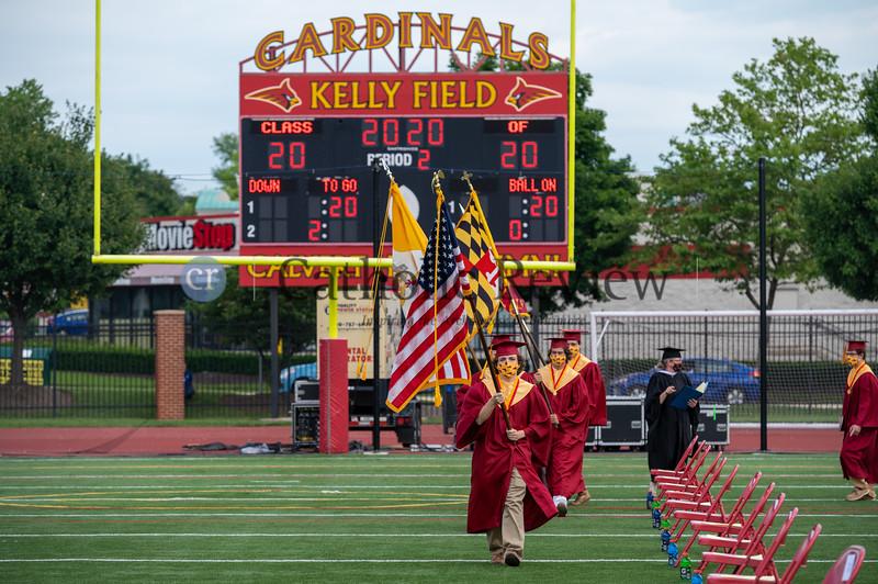 Calvert Hall College High School Graduation - Class of 2020