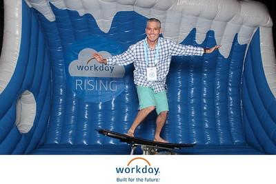Workday Rising Customer Appreciation Party - stills