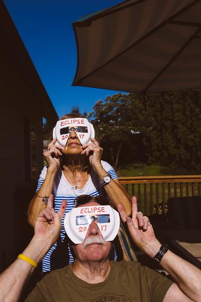 Oregon Eclipse to California