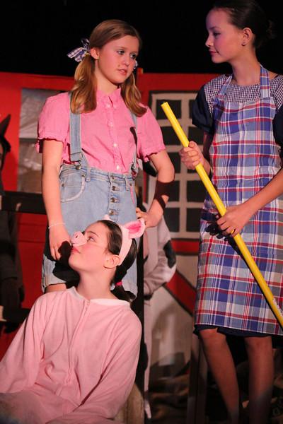 "Hartland Elementary School - ""Charlotte's Web"""