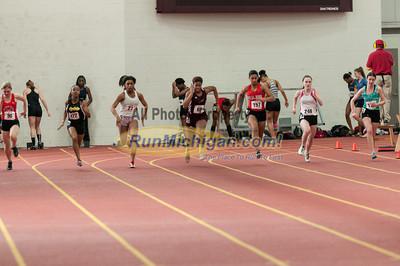 Girl's 60 Meters - 2013 MITS State Meet
