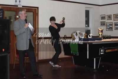 Player Awards Night 2011-12