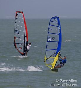 Windsurfing, Corpus