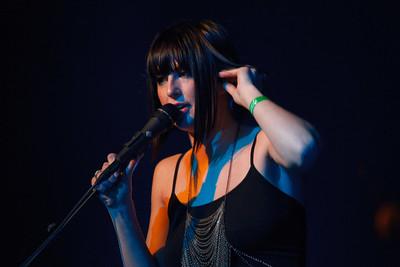 Phantogram @ Music Box (11/04/2011)