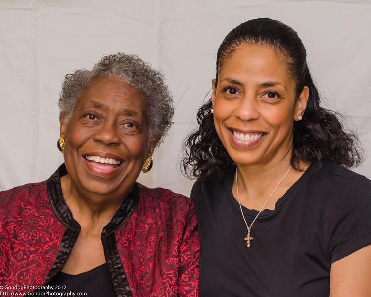 Nancy & Donna Castleberry