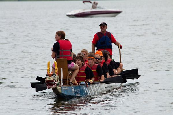 TrekNorth Dragonboat Race 1