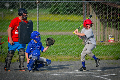 Medford Gray vs Holway Youth Baseball June 10