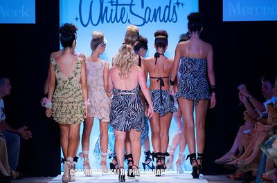 Miami Fashion Week 2011: White Sands