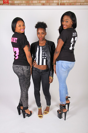 KING ENT photoshoot @ COPPIN