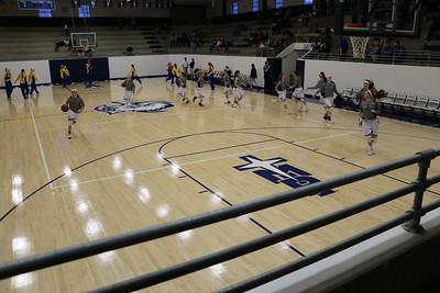 Varsity Ladies Basketball vs. Norton 2017