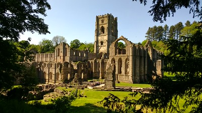 Fountains Abbey