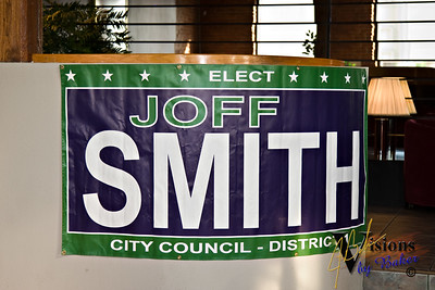 2009- Joff Smith Re-Election Kick-off