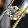 3.01ct Old European Cut Diamond 16