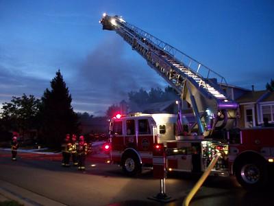 Wild Alfalfa Structure Fire