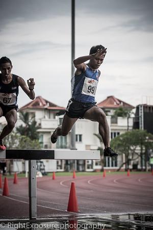 ASEAN University Games 2016 Athletics  (15 July)