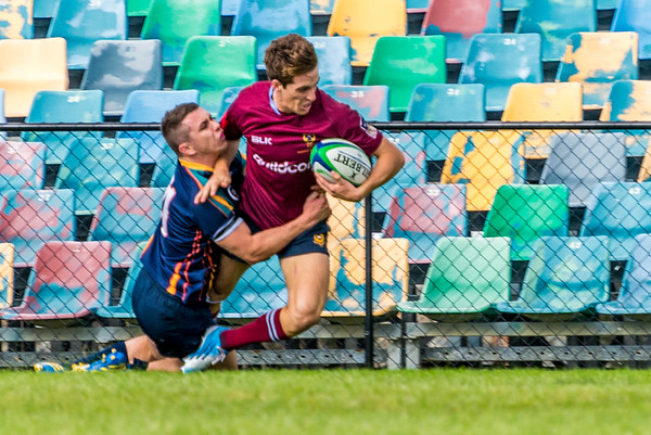 Rugby - Breakers v UQ