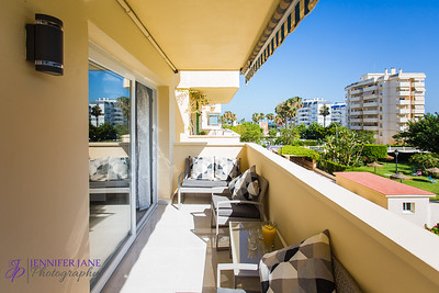 Appartment Property Shoot, Benalmadena Beach Front