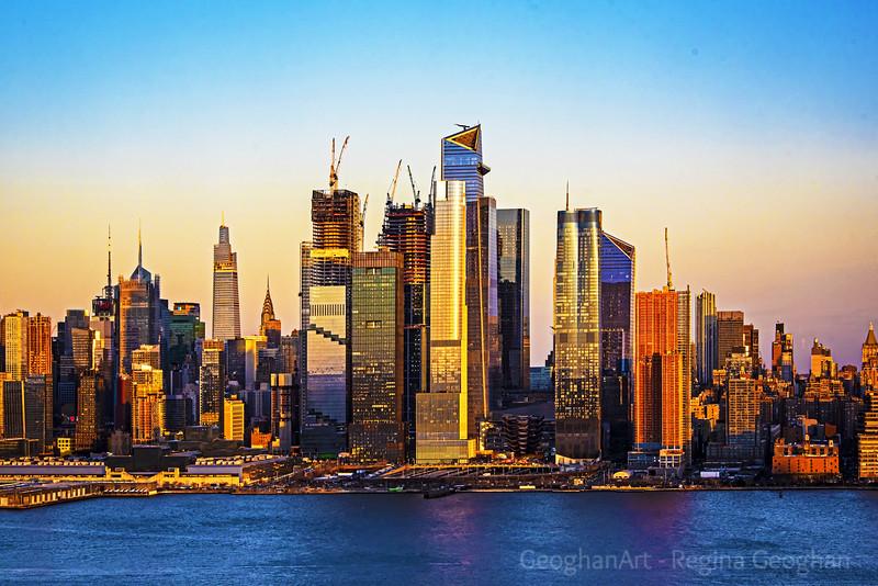 New York at Sundown