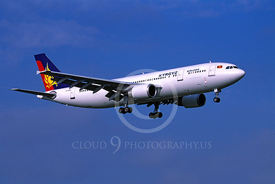 Airbus A300 Kyrgyz Airline Jet Airliner Pictures For Sale