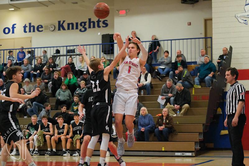 New Glarus Glarner Knights vs. Wisconsin Heights Vanguards