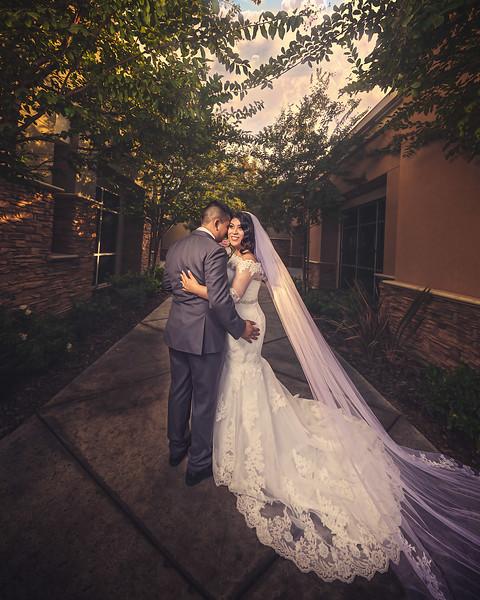 Mr. & Mrs. VAZQUEZ