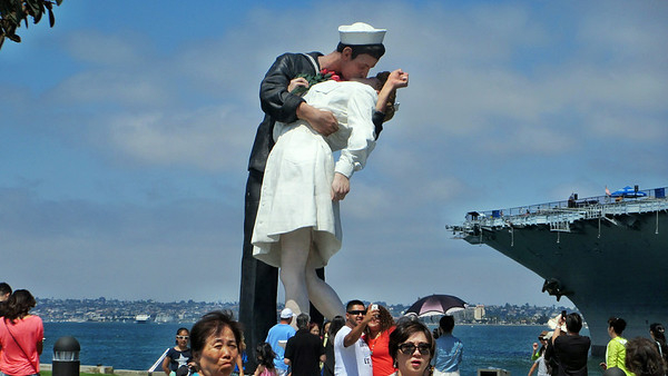 San Diego - USS Midway and San Diego Zoo