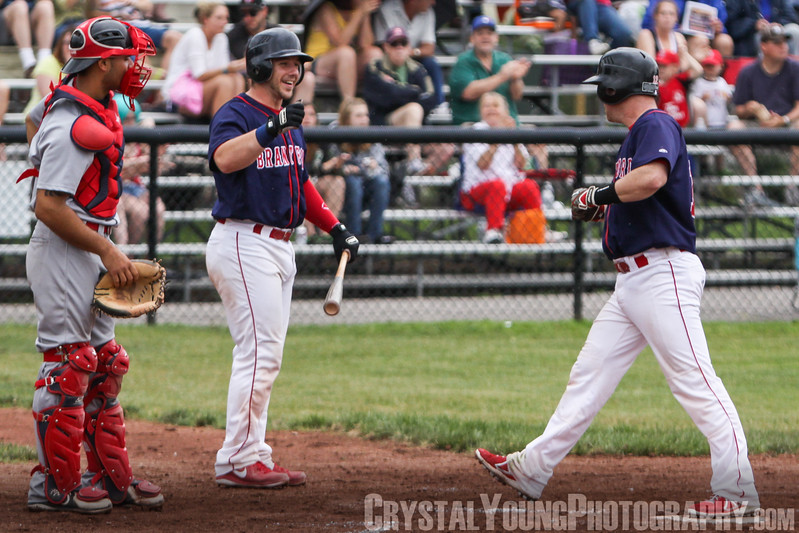 Hamilton Cardinals at Brantford Red Sox June 1, 2013