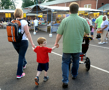 PHOTOS: St. Stanislaus Fair opens after one-day rain delay