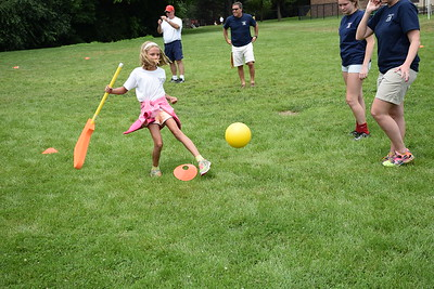2015 Relay Races Summer Camp