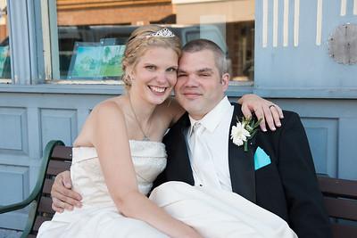 Amanda and Curtis Worthington