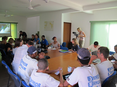 2012 Nature Education Workshop
