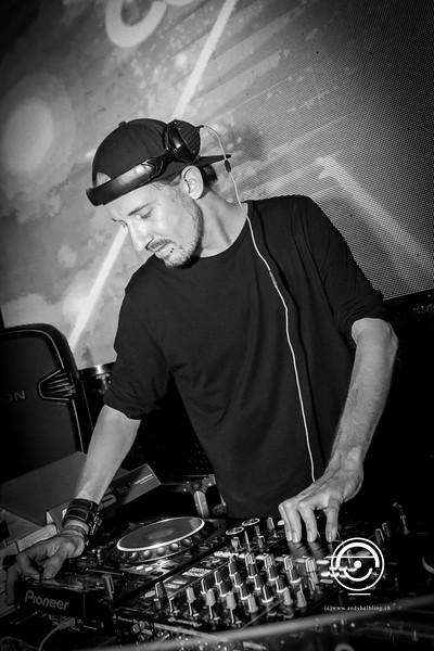 Cocoon Phuket DJ Ash Simons 19.4.2017