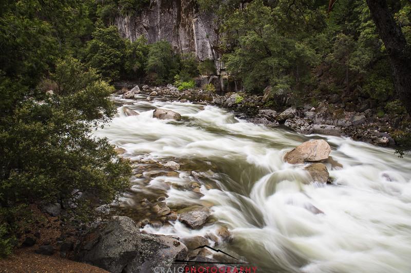Merced River at Yosemite 10