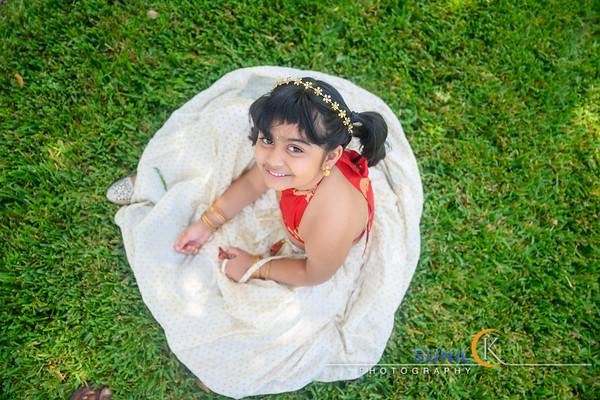 2021 Onam Family Photoshoot