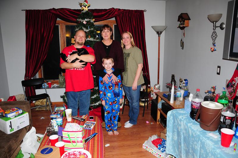 2012 Swanson Family Xmas