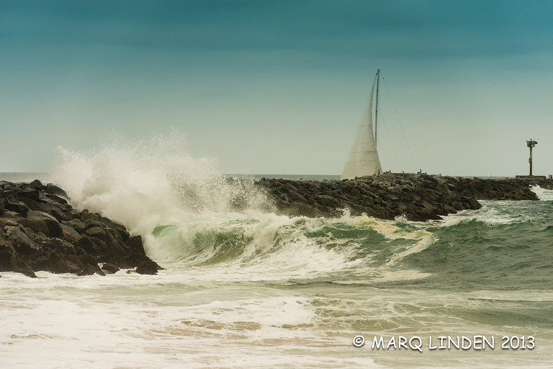 HIgh Surf at The Wedge #6