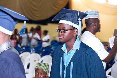 2017 ICS 8th Grade Graduation