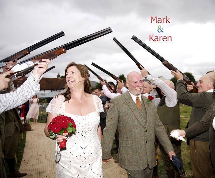 The Wedding of Mark & Karen
