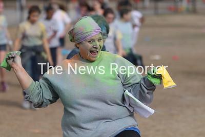 Columbus Charter School Color Run