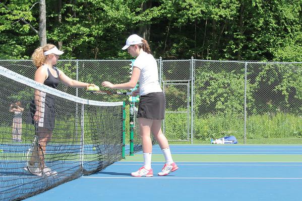WUHS Girls Tennis Championships
