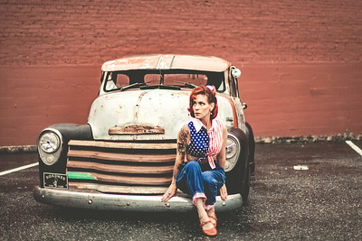 Amy W Hot Rods