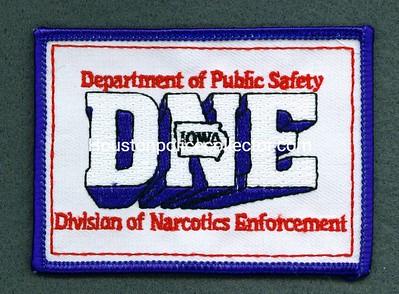 Iowa Div of Narcotics Enforcement