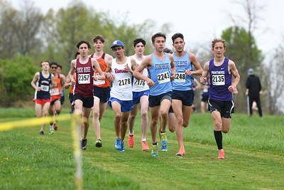 2021.04.14 Cross Country: Region 5C Championships